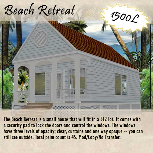 Beach Retreat
