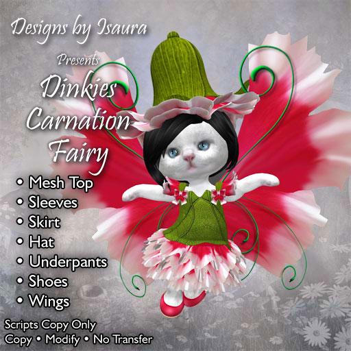 Carnation Fairy
