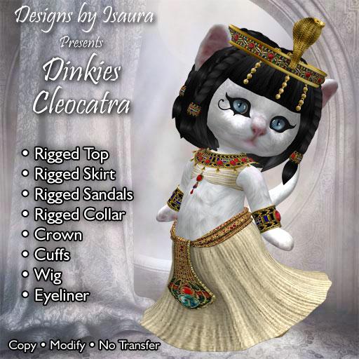 Dinkies Cleocatra