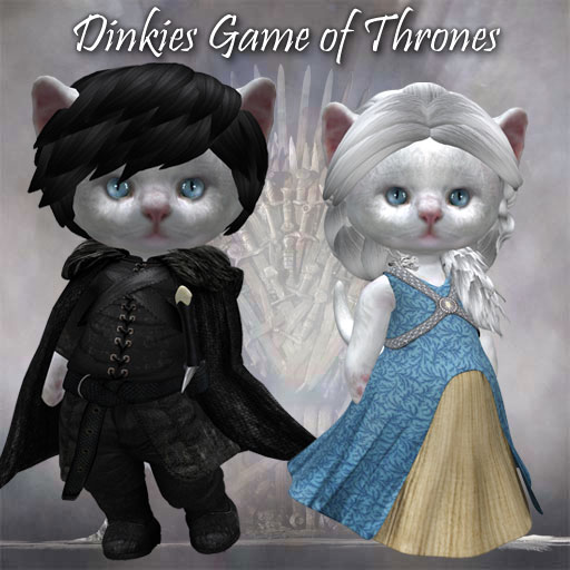 Dinkies Game of Thrones