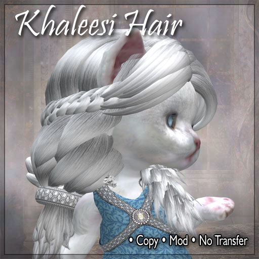 Dinkies Khaleesi Hair
