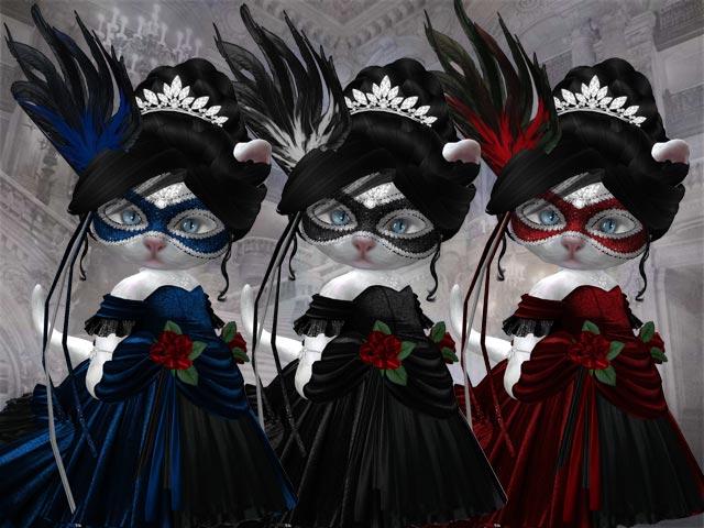 Dinkies Masquerade