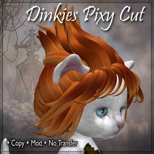 Pixy Cut Hair