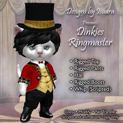 Dinkies Ringmaster