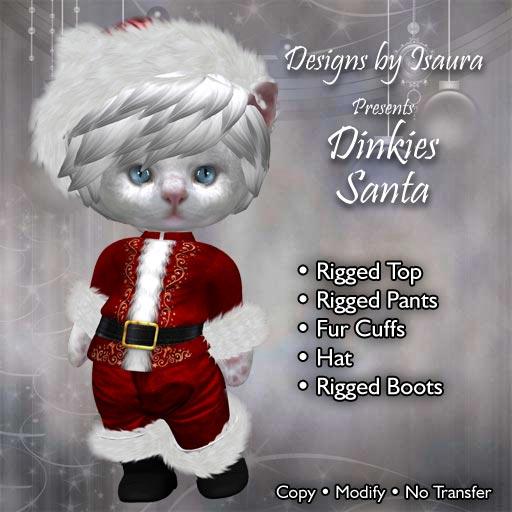 Dinkies Santa