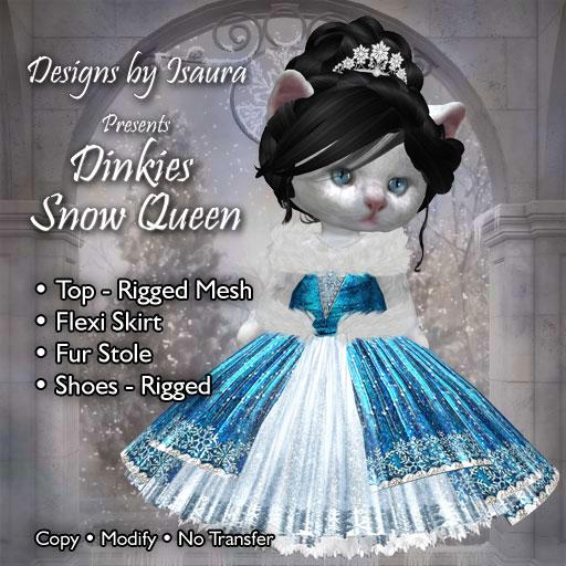 Dinkies Snow Queen