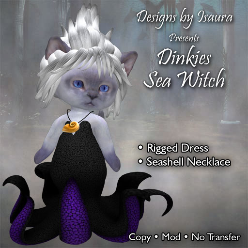 Dinkies Sea Witch
