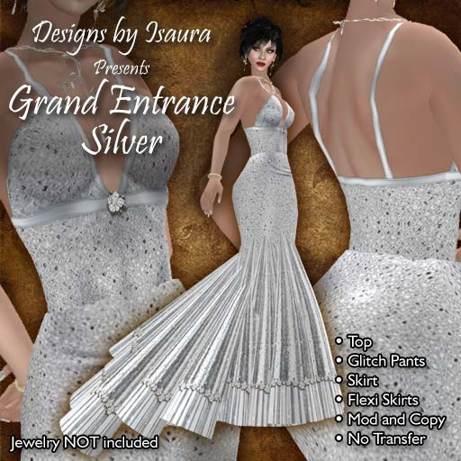 Grand Entrance Silver