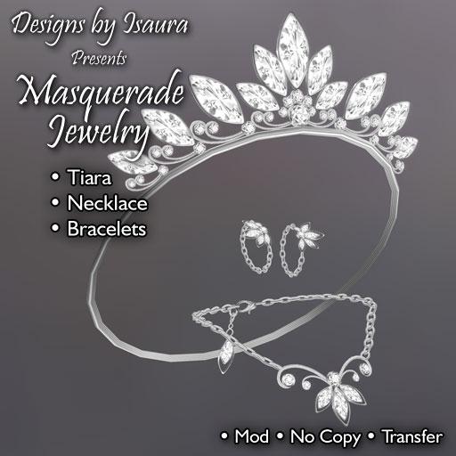 Masquerade Jewelry