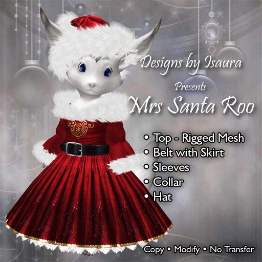Mrs Santa Roo