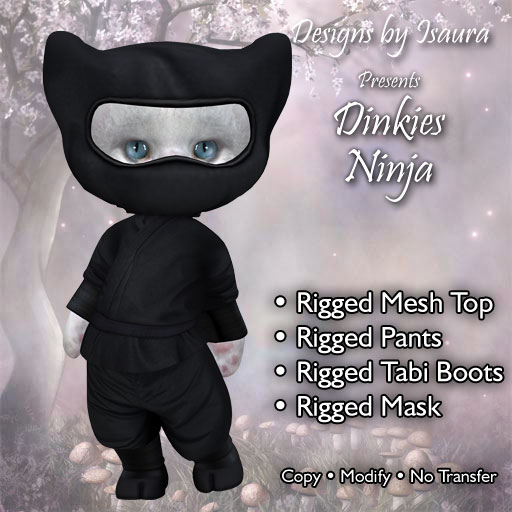 Dinkies Ninja