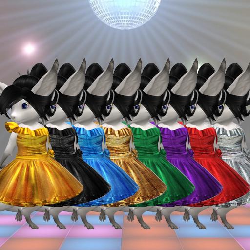 Dancing Queen Colors