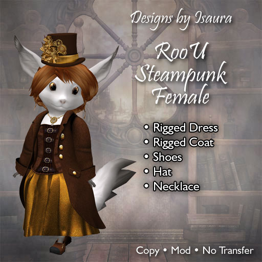 RooU Steampunk Female