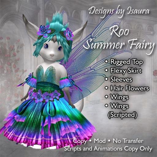 Roo Summer Fairy