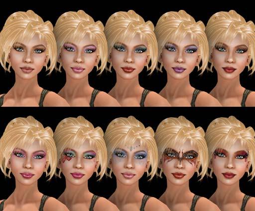 Taylor Makeups