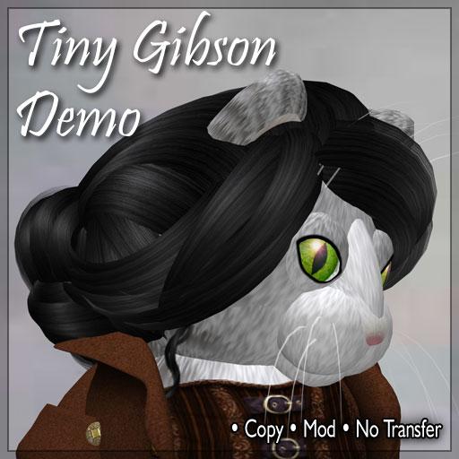 Tiny Gibson Hair