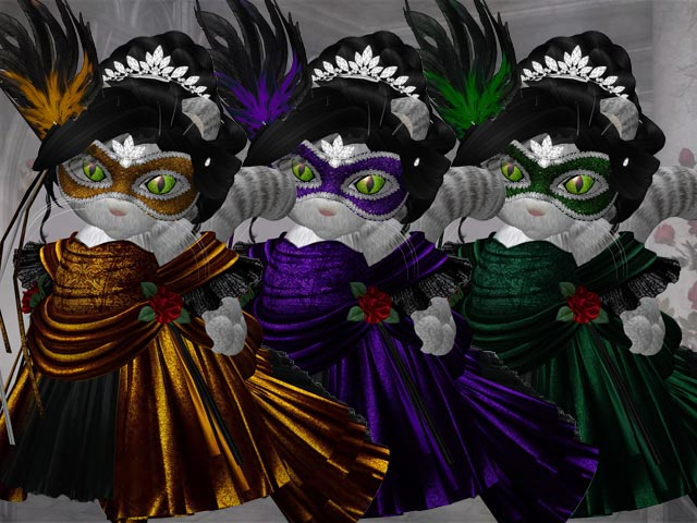Tiny Masquerade Colors 1
