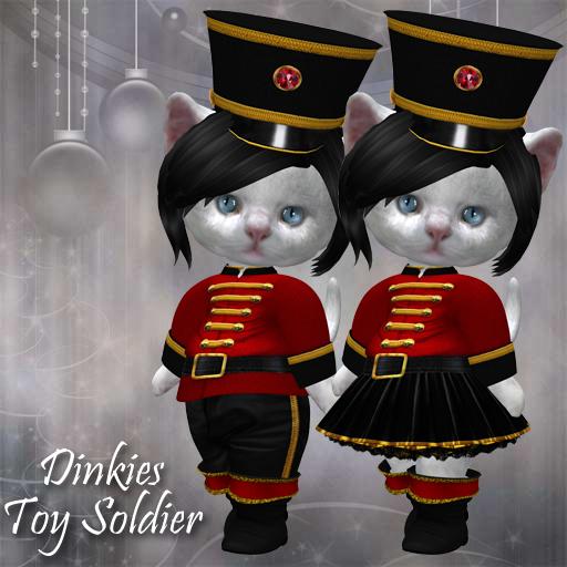Toy Soldier - Dinkies