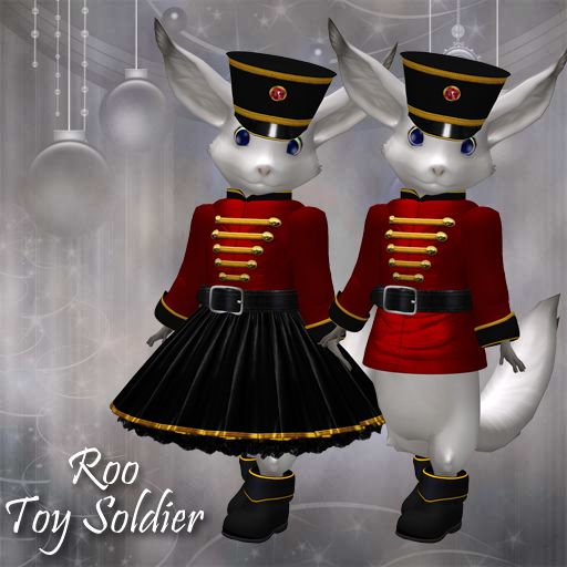 Toy Soldier - Roos