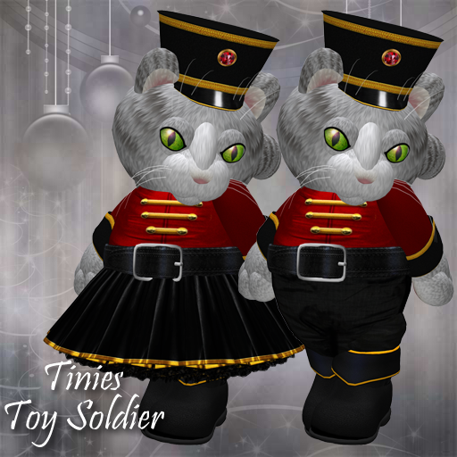 Toy Soldier - Tinies
